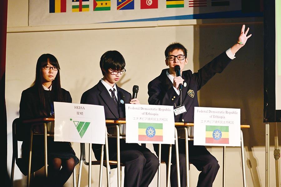星槎全国生徒会:星槎電力プロジェクトで持続可能な地球を考え実行する